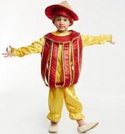 Костюмы для детей купить не дорого с доставкой по России | Балаган, производство и продажа карнавальных костюмов