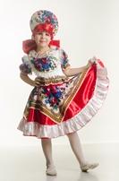 Национальные костюмы для девочек | Балаган, производство и продажа карнавальных костюмов