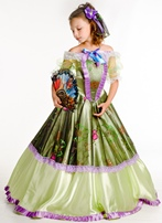 Детские нарядные платья для девочек купить с доставкой по всей России