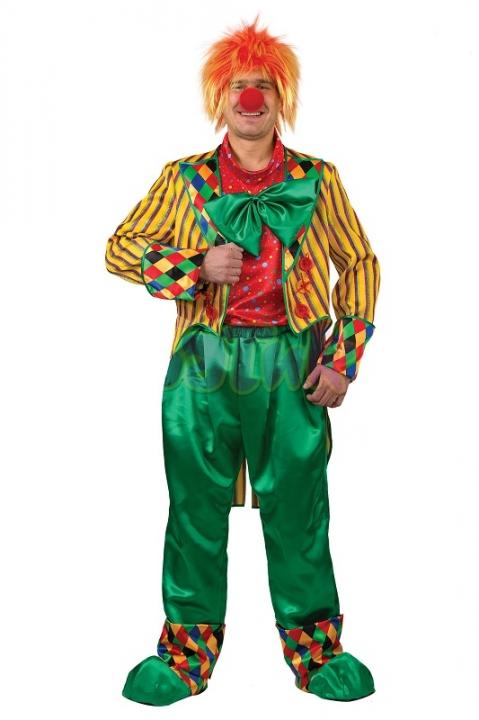 Клоун Кеша желтый