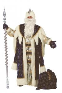 Дед Мороз Королевский синий