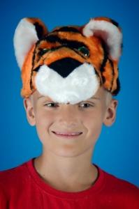 Шапочка тигренка