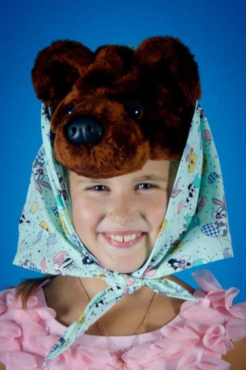 Шапочка медведицы