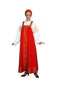 Костюм Ольга