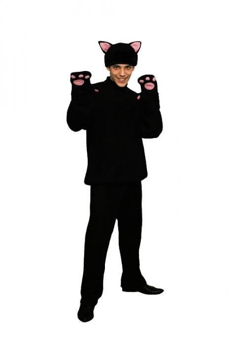 Костюм черный кот
