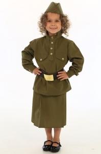 Военный для девочки