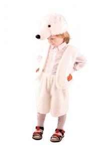 Медвежонок белый