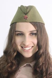 Пилотка военная