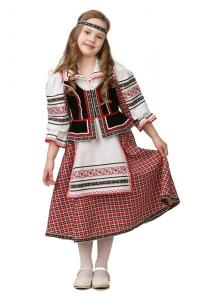 Национальный костюм для девочки