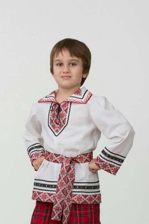 """Национальный костюм """"рубашка вышиванка"""""""