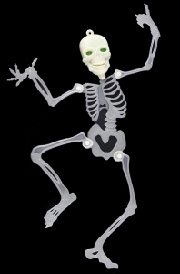 Пляшущий скелет