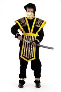 Мастер Ниндзя желтый