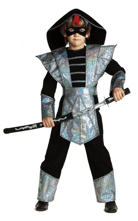Ниндзя серебряный