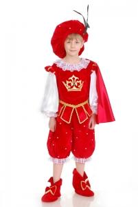 Принц в красном