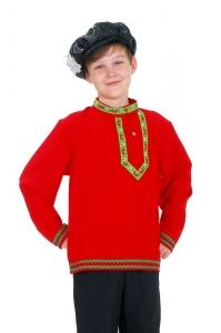 Рубаха народная льняная