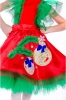 Костюм ёлочной игрушки для девочки
