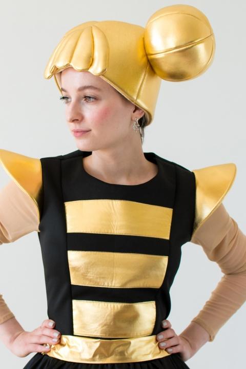 Головной убор Пчелки