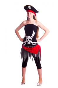 Пиратка Альма подростковый