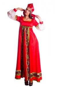 Костюм русский национальный женский