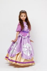 Костюм Принцесса «София» для девочки