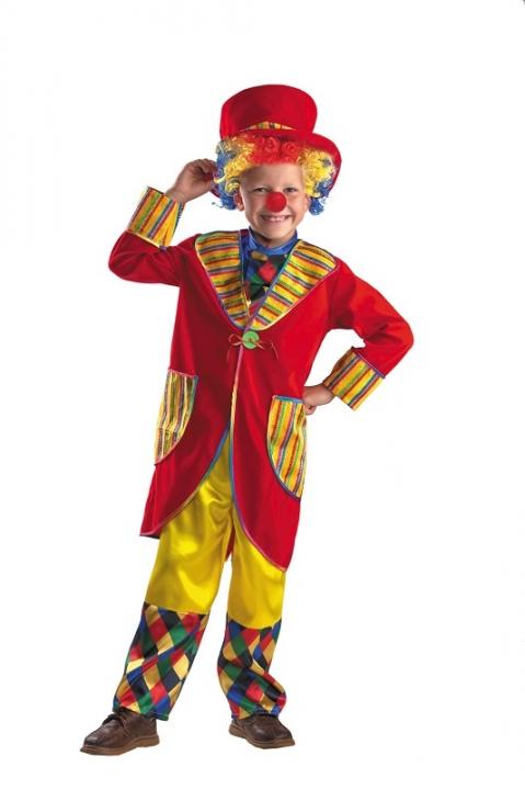 Клоун Франт красный