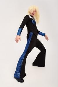 Костюм в стиле диско(ABBA)
