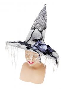 Колпак Ведьмы серый
