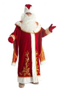 Костюм Деда Мороза с пелериной