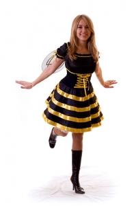 Пчелка-непоседа