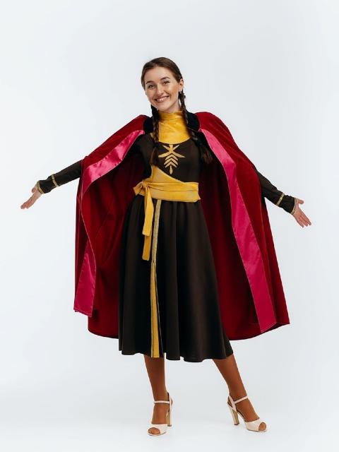 Платье Анны