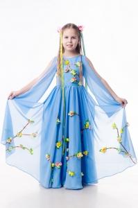 Весна в голубом