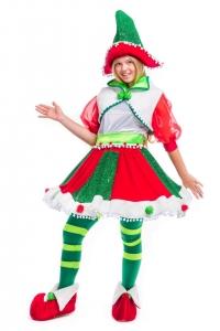 Рождественская Эльфийка