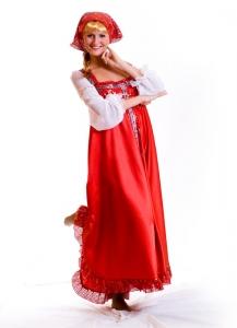Русская красавица Любава
