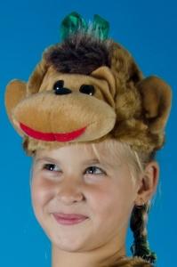 Шапочка обезьянки