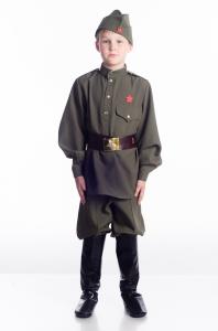 Костюм солдата для мальчика
