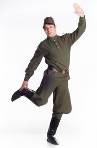 Костюм солдата мужской