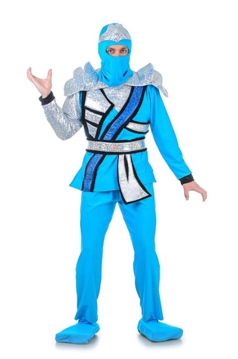 Ниндзяго синий