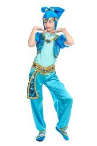 Джинн в голубом