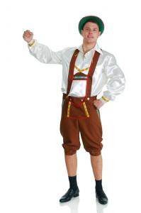 Баварский мужской