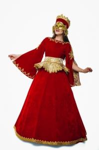 Костюм Венецианский красный