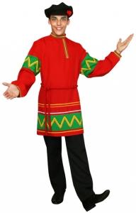 Русский национальный костюм Яков